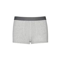 网易严选 男式棉质透气平角内裤
