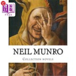 【中商海外直订】Neil Munro Collection novels