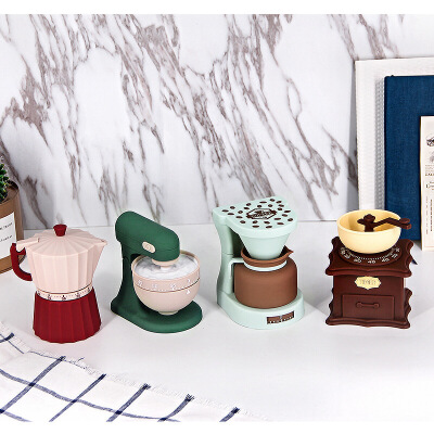 牛奶瓶时间管理器学习工作计时器机械提醒器定时器学生闹钟
