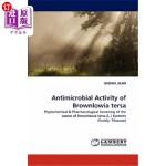 【中商海外直订】Antimicrobial Activity of Brownlowia Tersa
