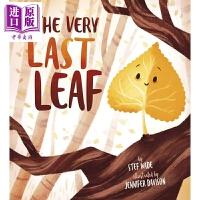【中商原版】原版图书Jennifer Davison:The Very Last Leaf 不愿掉落的叶子 3-6岁