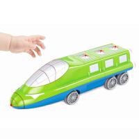 三佳百变海陆空拼装玩具男汽车飞机火车磁力片儿童磁铁积木3-6岁抖音