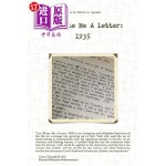【中商海外直订】Lee Wrote Me a Letter: 1935