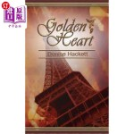 【中商海外直订】Golden Heart