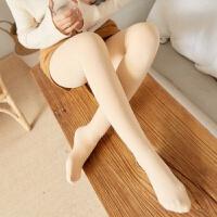 秋冬加绒加厚打底裤女外穿光腿显瘦保暖裤一体裤高腰弹力连裤袜