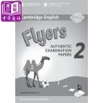 【中商原版】Cambridge English Young Learners 2 for Revised Exam 英