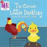 【中商海外直订】The Curious Little Duckling Learns the Rooster's Se
