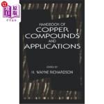 【中商海外直订】Handbook of Copper Compounds and Applications
