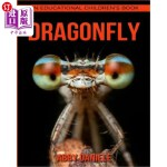 【中商海外直订】Dragonfly! An Educational Children's Book about Dra