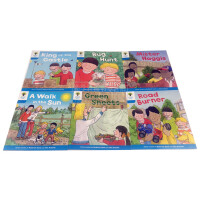 Oxford Reading Tree Biff,Chip and Kipper Stories Level 3 More A