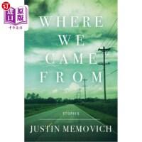 【中商海外直订】Where We Came from: Stories
