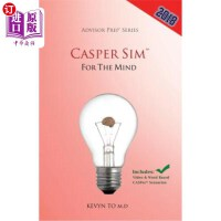 【中商海外直订】Casper Sim for the Mind