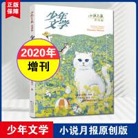【正版现货】小说月报原创版2020年1-2期 共两本 期刊杂志