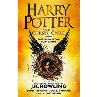 英文原版 哈利波特8 哈利波特与被诅咒的孩子(平装版) Harry Potter and the Cursed Chi