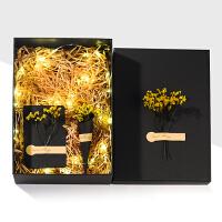 ins风礼物盒子精美韩版简约长方形创意礼品盒大号生日礼盒包装盒1