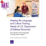【中商海外直订】Meeting the Language and Culture Training Needs of
