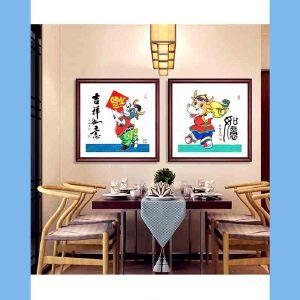 本名邝祖海,漫画家,插画师,商业产品和平面设计师,笑脸兔漫画创始人(吉祥如意)