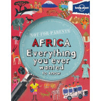 Not For Parents Africa 非洲(Lonely Planet儿童版) ISBN 97817432190