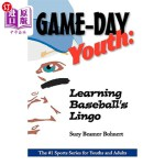 【中商海外直订】Game-Day Youth: Learning Baseball's Lingo (Game-Day
