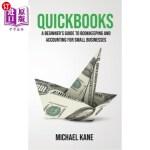 【中商海外直订】QuickBooks: Beginner's Guide to Bookkeeping and Acc