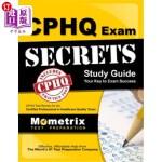 【中商海外直订】Cphq Exam Secrets Study Guide: Cphq Test Review for