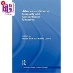 【中商海外直订】Advances on Income Inequality and Concentration Mea