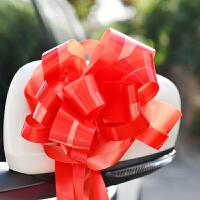 婚车拉花 婚车装饰用品拉花婚车浪漫个性拉花装饰彩带结婚用品装饰拉花