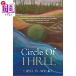 【中商海外直订】Circle of Three