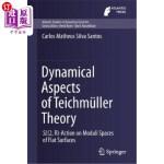 【中商海外直订】Dynamical Aspects of Teichmüller Theory: Sl(2, R)-A
