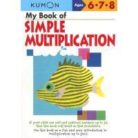 【预订】My Book of Simple Mulitiplication