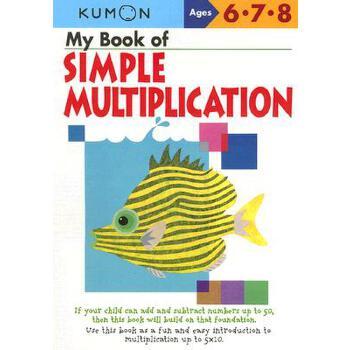 【预订】My Book of Simple Mulitiplication 预订商品,需要1-3个月发货,非质量问题不接受退换货。