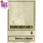 【中商海外直订】Biomembranes