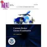 【中商海外直订】Customs Broker License Examination - With Answer Ke