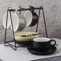 欧式咖啡杯套装小奢华 陶瓷下午茶茶具套装英式下午茶杯