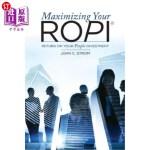 【中商海外直订】Maximizing Your ROPI - Return on Your People Invest