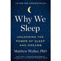 英文原版 我们为什么睡觉?Why We Sleep 意识、睡眠与大脑 Matthew Walker