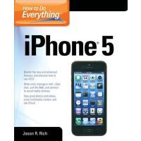 【预订】How to Do Everything: iPhone 5
