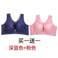 大码内衣文胸胖MM200斤女薄款聚拢大胸显小收副乳全罩杯上托胸罩