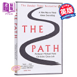 【中商原版】小径:思考的新方式(哈佛受欢迎教授之作)英文原版 The Path: A New Way to Think