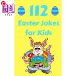 【中商海外直订】112 Easter Jokes for Kids: The Hilarious Easter Gif