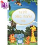 【中商海外直订】The Big Animal Coloring Book
