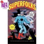 【中商海外直订】Superfolks