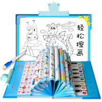 拼音识字中英语音发声早教点读机宝宝玩具全套充电儿童有声挂图本