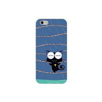 可爱猫咪苹果6s手机壳日韩原创7卡通苹果8全包边软iPhoneX保护套