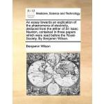 【预订】An Essay Towards an Explication of the Phaenomena of El