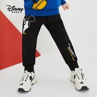 【2件2.4折:59.7元】迪士尼冬日狂响曲男童针织长裤