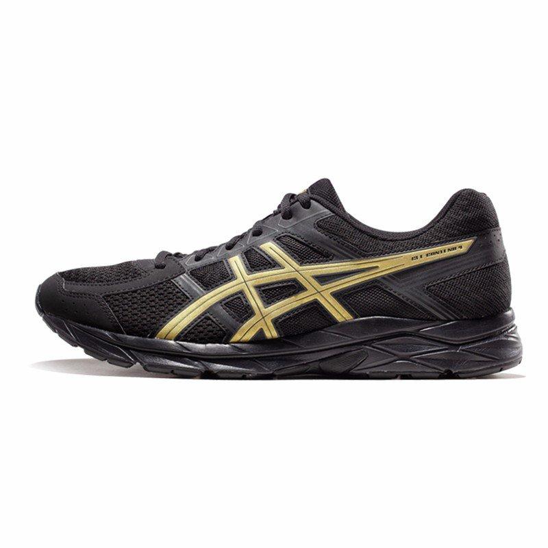 ASICS亚瑟士 缓冲入门跑步鞋男运动鞋19春夏GEL-CONTEND4 T8D4Q-013 出色缓冲跑步鞋 ,减少地面对脚部的冲击力