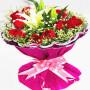 鲜花速递11支玫瑰 北京 上海 广州 武汉全国同城鲜花速递 情人节鲜花节日鲜花生日礼品鲜花