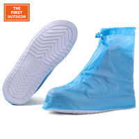 【下单即享7折优惠】TFO 防雨鞋套 防水防滑鞋套 男女高帮防水鞋套儿童雨鞋套下雨天套鞋