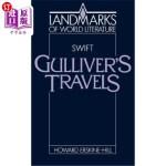 【中商海外直订】Swift: Gulliver's Travels